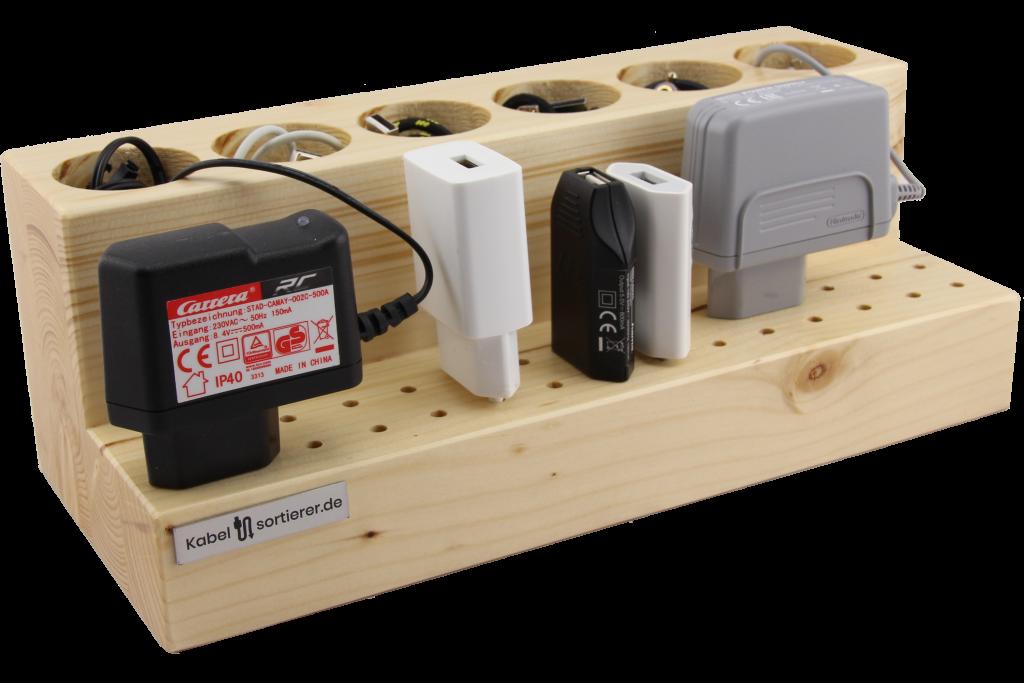 Stecker- und Kabelsortierer