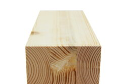 Kabelbox aus Eichenholz mit Anti-Rutsch-Boden auf der Unterseite