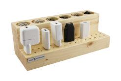Kabel und Stecker aufbewahren im Kabelsortierer